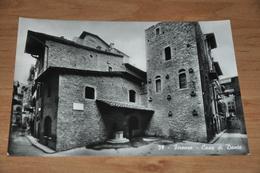 8766-     FIRENZE, CASA DI DANTE - Firenze