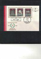 ÖSTERREICH , AUSTRIA , 1968 , FDC , New , Ungebraucht , Mi.Nr. 1273 - 1275 - FDC