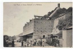 Les Fours à Chaux Dumont à La Mallieue   Edit.Valkenier-Defour,Hermalle - Saint-Georges-sur-Meuse