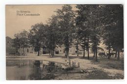 St-Séverin.  Place Communale - Nandrin