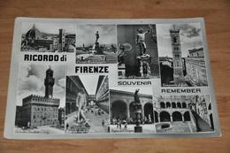 8775-     RICORDO DI FIRENZE - Firenze