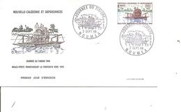 Nouvelle -Calédonie - Malle-Poste (  FDC De 1968 à Voir) - FDC
