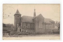 Hollogne-aux-Pierres   Eglise - Grâce-Hollogne