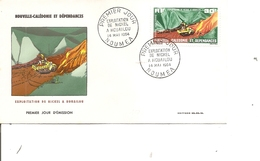 Nouvelle -Calédonie - Minéraux - Nickel  (  FDC De 1964 à Voir) - FDC