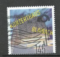 Duitsland, Mi Jaar 2019, Konzerthaus Blaibach, Hogere Waarde,  Gestempeld; - [7] République Fédérale