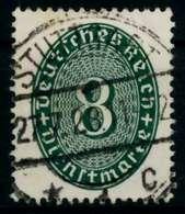 DEUTSCHES-REICH DIENST Nr 116a Zentrisch Gestempelt X85D762 - Dienstpost