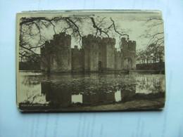 Engeland England Sussex Bodiam Castle - Engeland