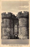 R161621 Rodi. Porta Della Marina Detta Anche Di S. Caterina 1478. Alinari - Cartoline