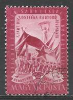 Hungary 1950. Scott #904 (U) Workers On Mt. Gellert * - Oblitérés