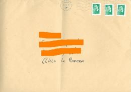 3 Marianne L'engagée Lettre Verte + Néopost - 2018-... Marianne L'Engagée