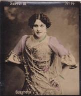 GERRERO. HABANILLOS LA PLATA. COLORISE. CARD TARJETA COLECCIONABLE TABACO. CIRCA 1915 SIZE 4.5x5.5cm - BLEUP - Célébrités
