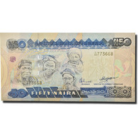 Billet, Nigéria, 50 Naira, 1991, KM:27b, NEUF - Nigeria