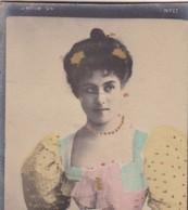 PETIT. COLORISE. CARD TARJETA COLECCIONABLE TABACO. CIRCA 1915 SIZE 4.5x5.5cm - BLEUP - Célébrités