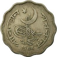 Monnaie, Pakistan, 10 Paisa, 1964, TB+, Copper-nickel, KM:27 - Pakistan