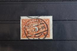 Deutsches Reich 194c Gestempelt Geprüft Infla Berlin #SM456 - Deutschland