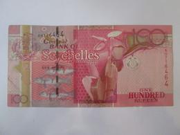 Seychelles 100 Rupees 2011 Banknote - Seychelles