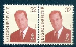 BELGIE * Nr 2537 P5b * Postfris Xx * GELE GOM - Belgique