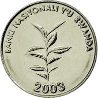 Monnaie, Rwanda, 20 Francs, 2003, SPL, Nickel Plated Steel, KM:25 - Rwanda