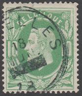"COB N°30 - ""Heure Muette"" - 1869-1883 Léopold II"