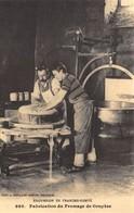 Fabrication Du Fromage De Gruyère - Intérieur De Fromagerie - Cecodi N'1059 - Francia