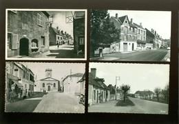 Beau Lot De 60 Cartes Postales De France S. M. Petit Format Brillante      Mooi Lot Van 60 Postkaarten Van Frankrijk - Postkaarten