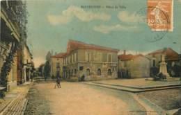 82 - SEPTFONDS -  Hotel De Ville - France