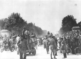 PHOTOGRAPHIE HISTOIRES VECUES DE LA RESISTANCE GUERRE 39-45 FORMAT  21X15CM - Reproductions