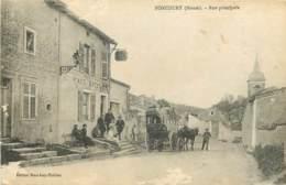 55 - BONCOURT  -  RUE PRINCIPALE - France