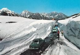 Valle D'Aosta - Valico Del Piccolo San Bernardo - Vallée D'Aoste - Col Du Piccolo San Bernardo - Voitures - Italy