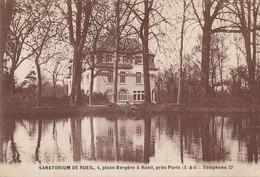 92 / SANATORIUM DE RUEIL / 4 PLACE BERGERE - Rueil Malmaison