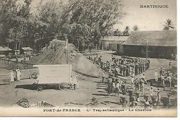 Ac1/        Fort De France    Cie  Transatlantique       Le Charbon     (animations) - Fort De France