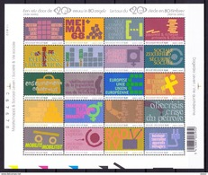 België 2002 Blok Nr 99 (nr 3111/30) **, Zeer Mooi Lot 3763 - Collections (without Album)