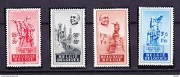 België 1948 Nr 781/84 *, Zeer Mooi Lot Krt 3556 - Belgio