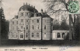 CPA   BELGIQUES---PUTTE---IT RAVENHOF---1910 - Putte
