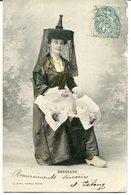 CPA - Carte Postale - Folklore - Bressane - Costume - 1905 (M8030) - Costumes