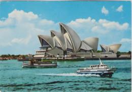 Opera House, Sydney, New South Wales - Unused - Sydney