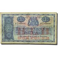 Billet, Scotland, 1 Pound, 1952, 1952-02-12, KM:157d, TB - Ecosse