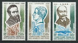 AFARS ET ISSAS 1975 . Poste Aérienne  N°s 106 , 107 Et 108 . Neufs ** (MNH) - Afar- Und Issa-Territorium (1967-1977)