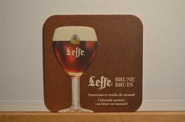 Sous-bocks Leffe  - Belgium - Belgique - Bière - Sous-bocks