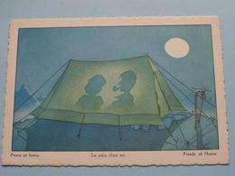 La Paix Chez Soi ( Edit. EFPE Chambéry > SAMIVEL ) Anno 19?? ( Zie Foto's ) ! - Samivel