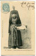 CPA - Carte Postale - Folklore - Bressane - Ancien Costume Des Environs De Pont-de-Vaux (M8032) - Costumes