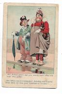 Vieux  Couple  A Coté De  La  Rue - Mich