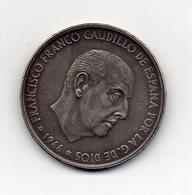 Spagna - 1966 - 100 Pesetas -  Argento - (MW2131) - [ 5] 1949-… : Regno