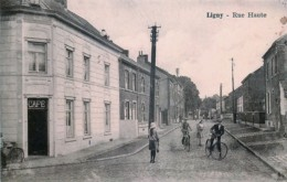 Belgique -  Sombreffe - Ligny - Rue Haute - Sombreffe