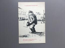 LIEGE - Le Marchand De Gazettes - Les Vieux Métiers - Ochs - Illustrateur - Luik