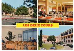 - CPSM MARSEILLE (13) - Etablissement De Convalescence LES DEUX TOURS - Editions CIM N° 12 - - Marseille