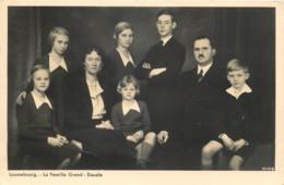 Luxembourg - La Famille Grand-Ducale - Famille Grand-Ducale