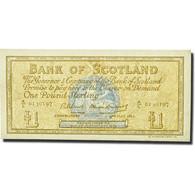 Billet, Scotland, 1 Pound, 1965, 1965-05-07, KM:102b, TB+ - Ecosse