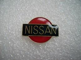 Pin's Nissan - Non Classés