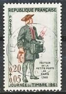 TIMBRE - FRANCE - 1961 - Nr 1285 - Oblitere - France